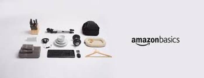 Up to 35% off Amazon Basics