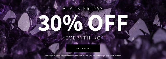 30% off of Pia Jewelry
