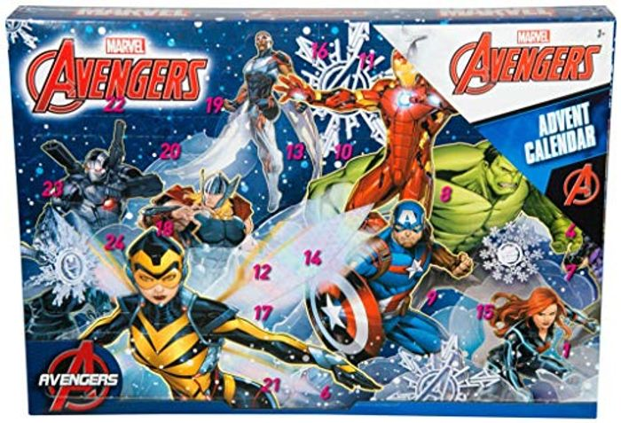 Avengers Toy Advent Calendar