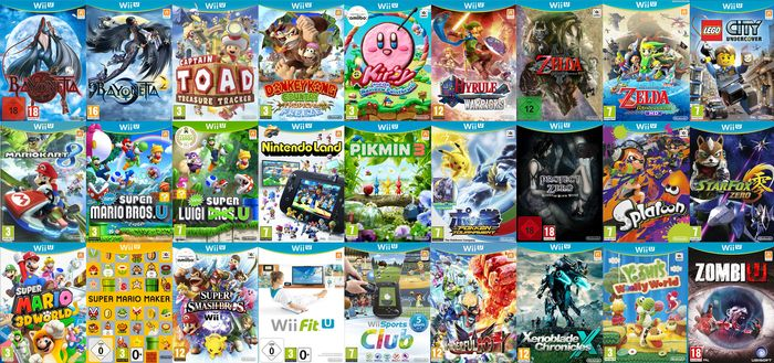 Cheap Nintendo Wii U Games from Only £2 and More! [Used]
