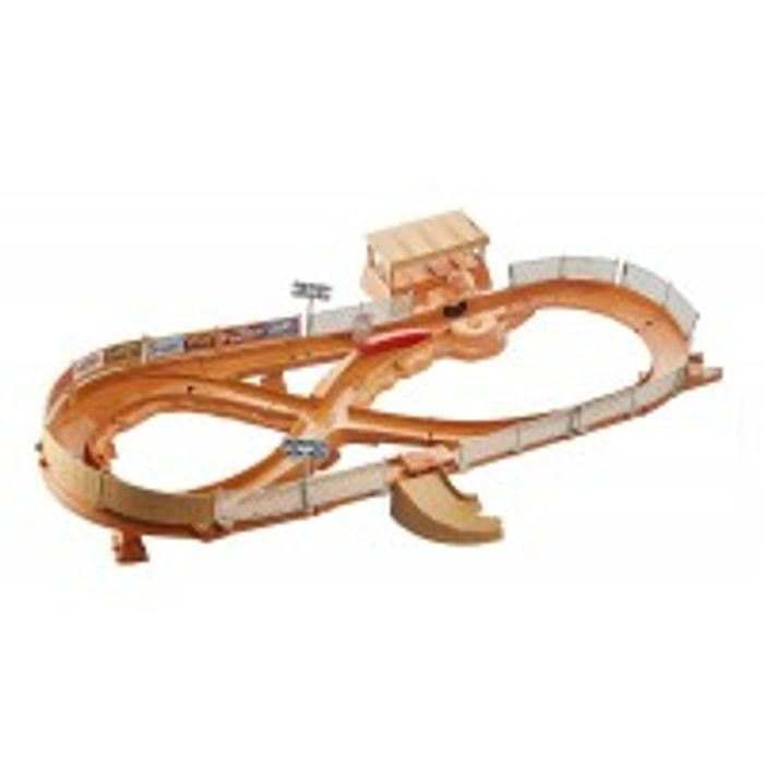 Disney Cars 3 Thunder Hollow Speedway Track Set Now £23.99 - save £36!