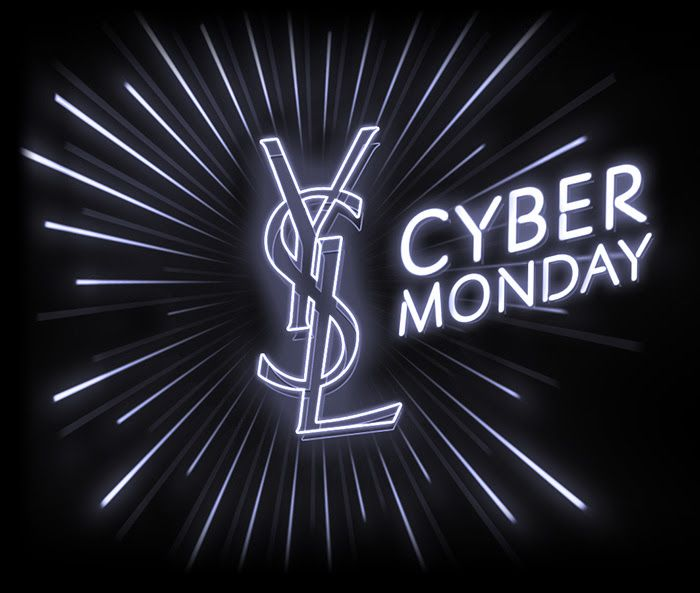 YSL Cyber Monday 20% off with Code CYBER20