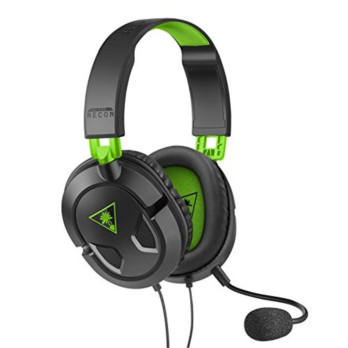 Turtle Beach Recon 50X Stereo Gaming Headset Xbox One, Xbox One S, PS4 Pro & PS4