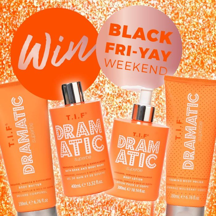 Win a Pamper Gifts