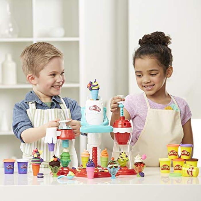 Play Doh Kitchen Creation