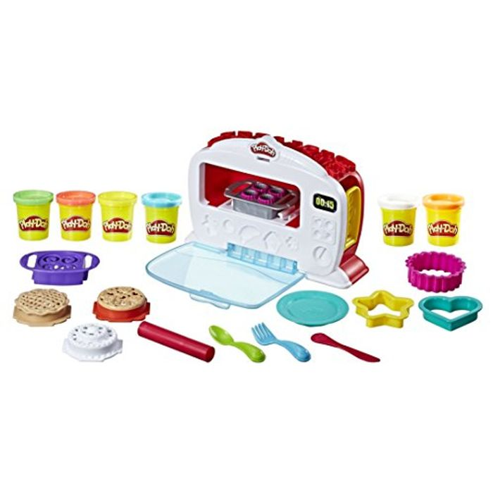 Play Doh Kitchen Creation Magical Oven Set