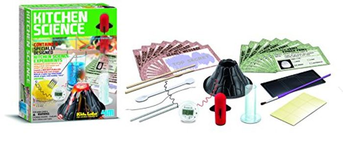Kitchen Science Limited Time