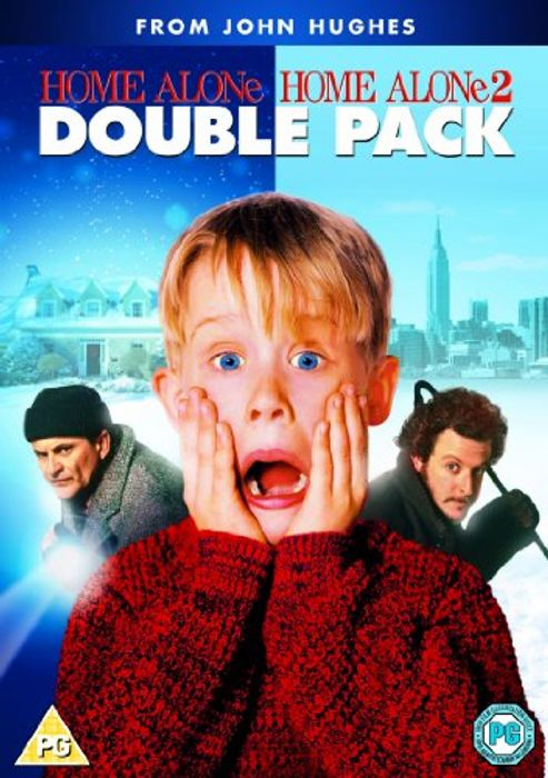 Home Alone / Home Alone 2: Lost in New York Double Pack [DVD]