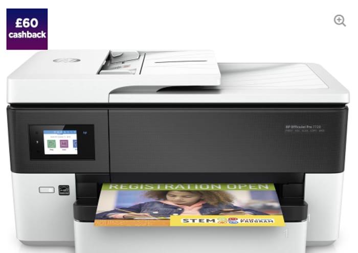 £150 HP OfficeJet Printer For £19.99!