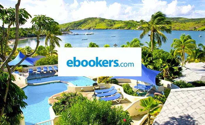 12% off Selected Hotel Bookings at Ebookers