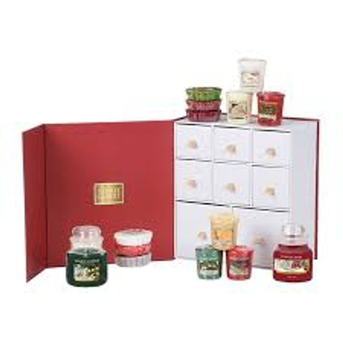 Yankee Candle The Perfect Candle Discovery Box Christmas Gift Set