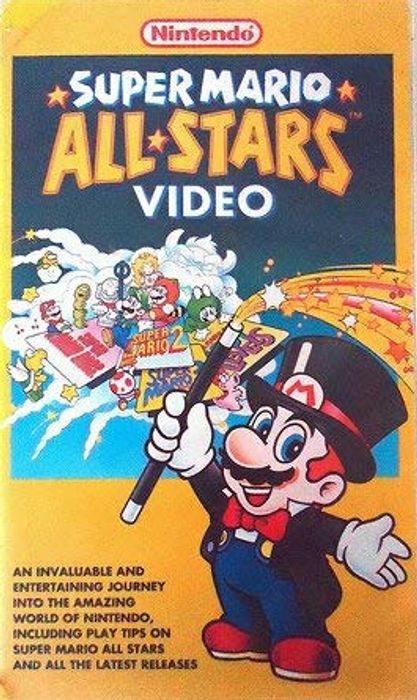 Super Mario All-Stars: Promotional Video