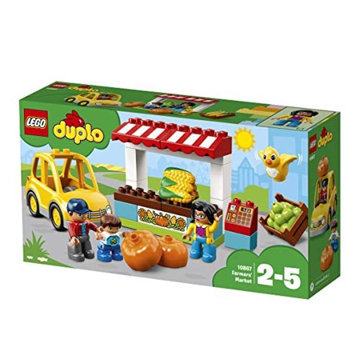 LEGO 10867 Duplo Town Farmers'