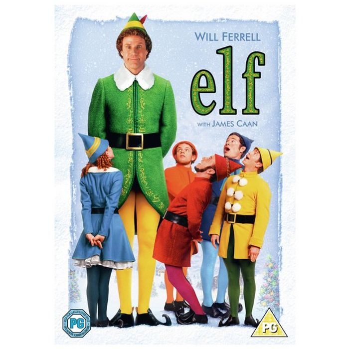 Elf DVD Only £3 at Argos