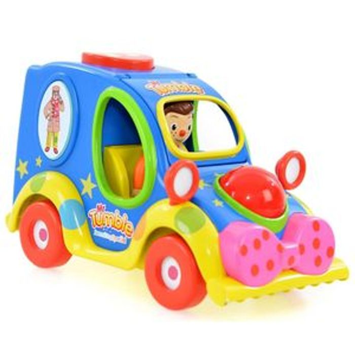 Mr Tumble Fun Sounds Musical Car