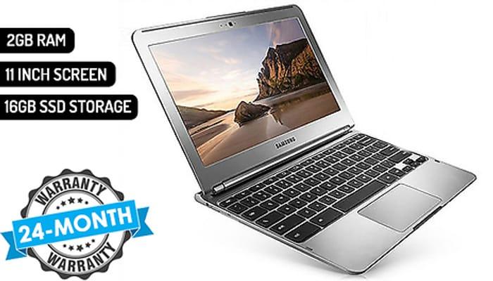 11 Inch Samsung XE303 Chromebook with 2GB RAM & 16GB SDD