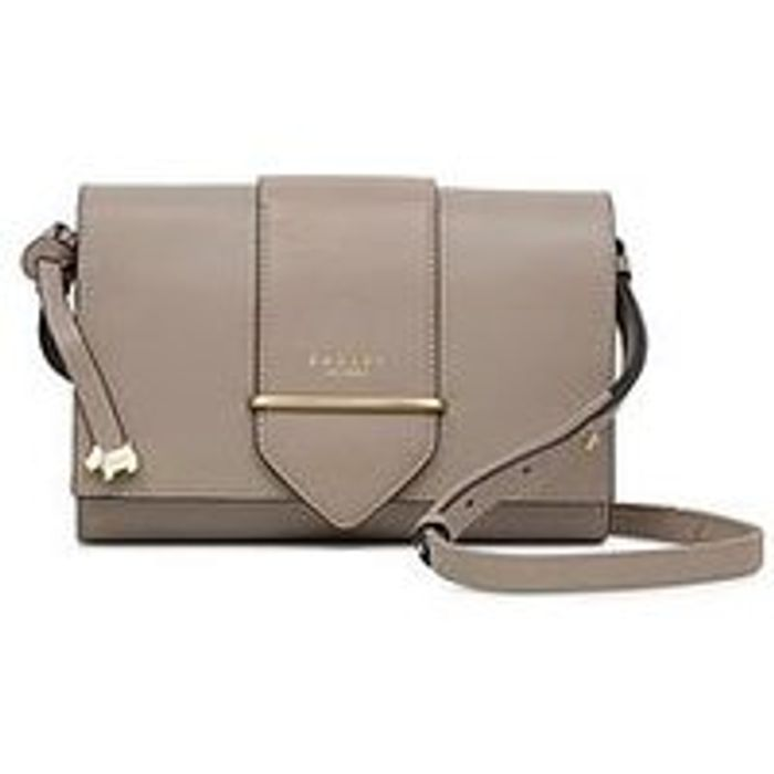 *AMAZING DISCOUNT* Radley Palace Street Leather Small Cross Body Bag, Brown