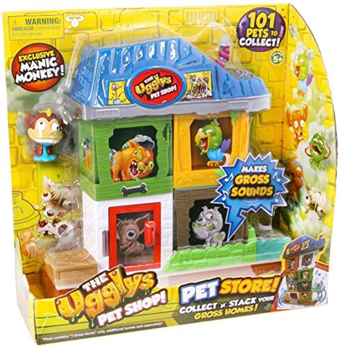 Ugglys Pet Shop at Amazon