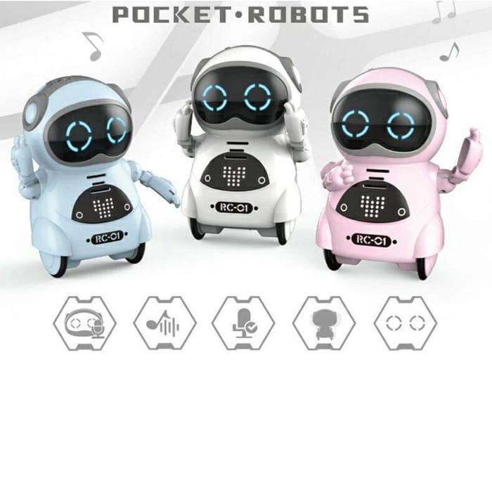 Sliwei Children Mini Intelligent Dancing Robot