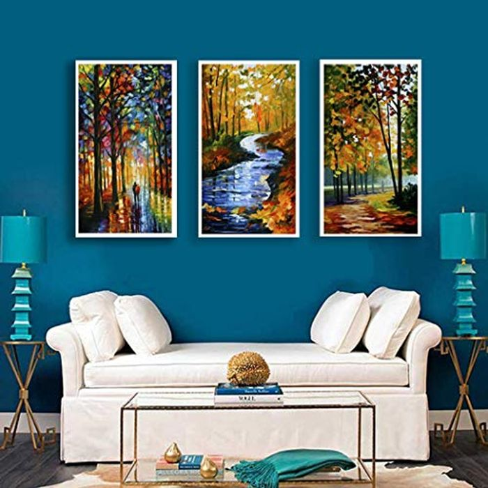 Sliwei Canvas Art Prints Wall Art Abstract Pictures Paintings