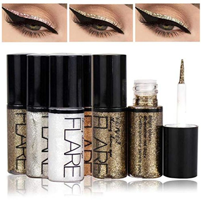 Shimmer Liquid Eyeliner Waterproof