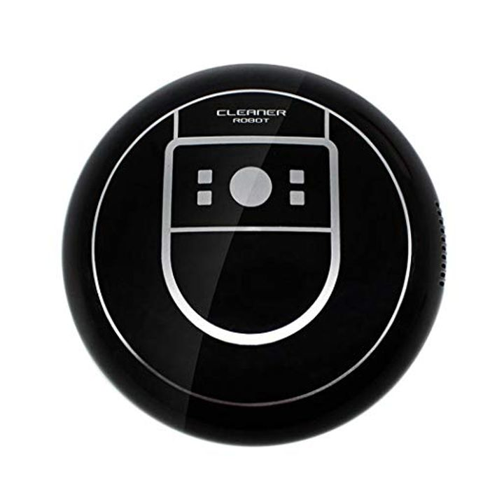 MINIATURE Robot Vacuum Cleaner for Only £16