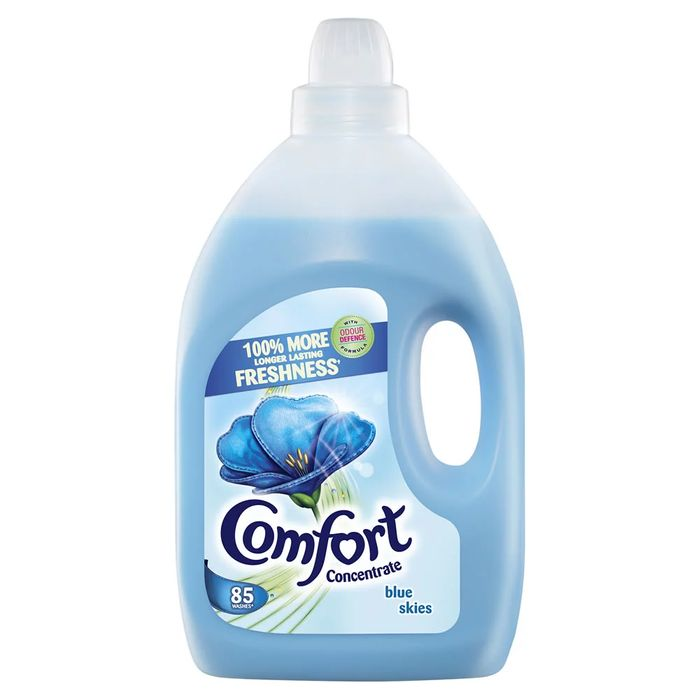 Comfort Blue Skies Fabric Conditioner 85 Washes 3L