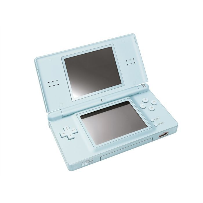 DS Lite Console (Backwards Compatible - GBA) [Available in Pink/Turquoise/White]