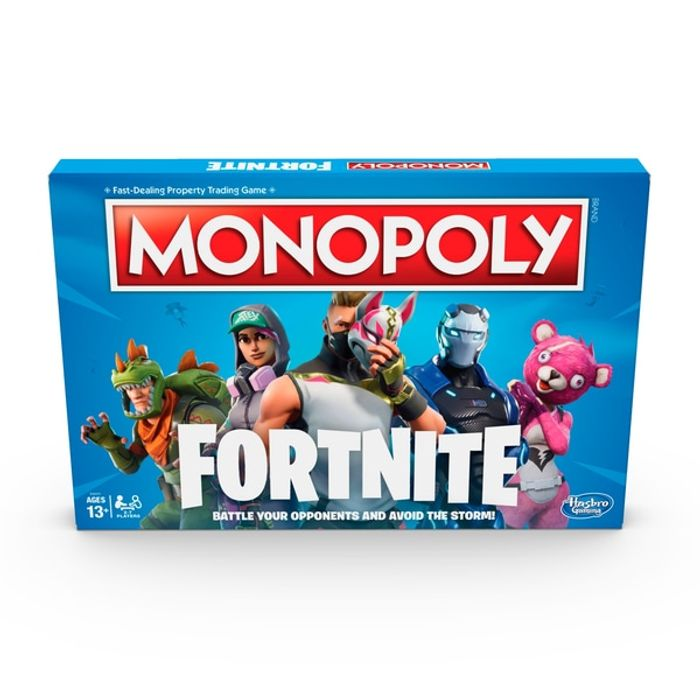 QUICKLY! Monopoly Fortnite Edition - IN STOCK HERE! Monday 3rd December