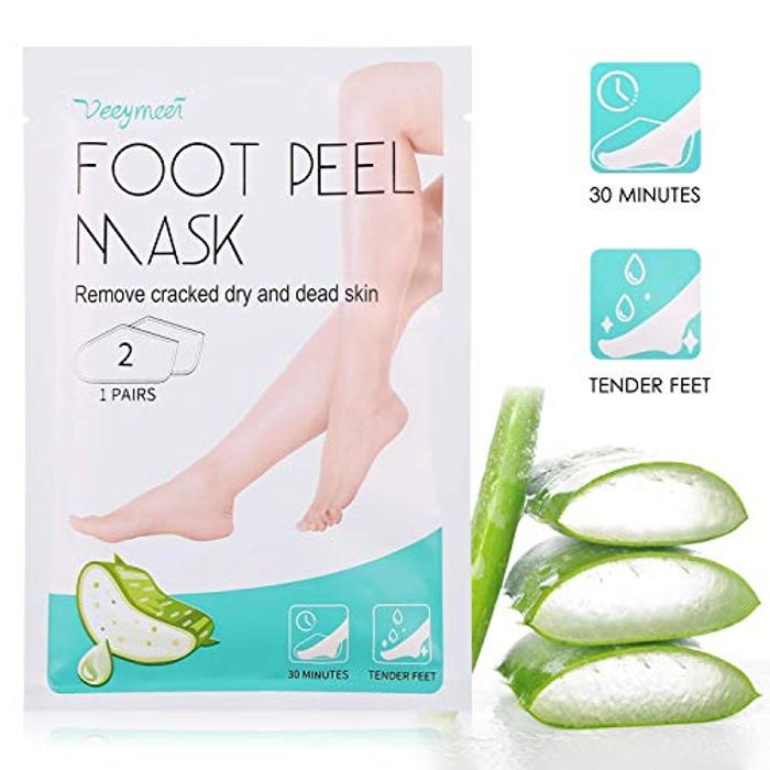 Foot Peeling Renewal Mask Remove Hard Dead Skin Cuticle