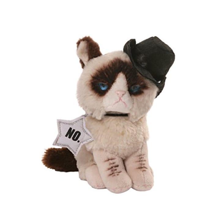 GUND Grumpy Cowboy Soft Toy