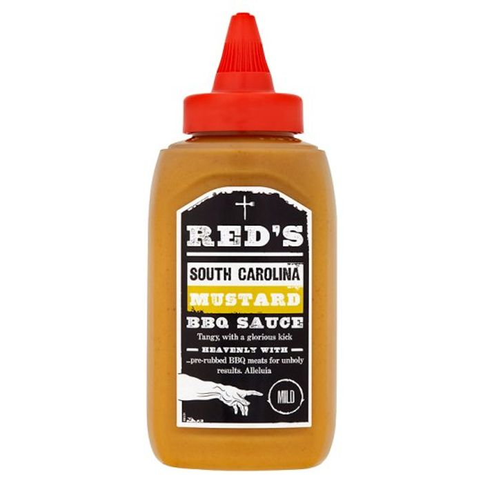 Reds South Carolina Mustard Bbq Sauce HALF PRICE