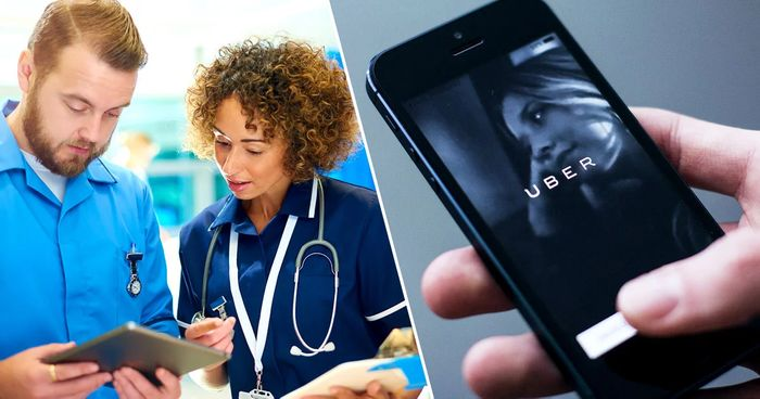 Uber is Giving NHS Staff Two Free Rides This Christmas