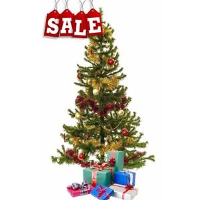 6ft Christmas Artificial Tree - Excellent Price