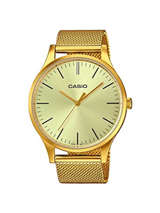 Casio Collection Unisex Adults Watch LTP-E140G-9AEF