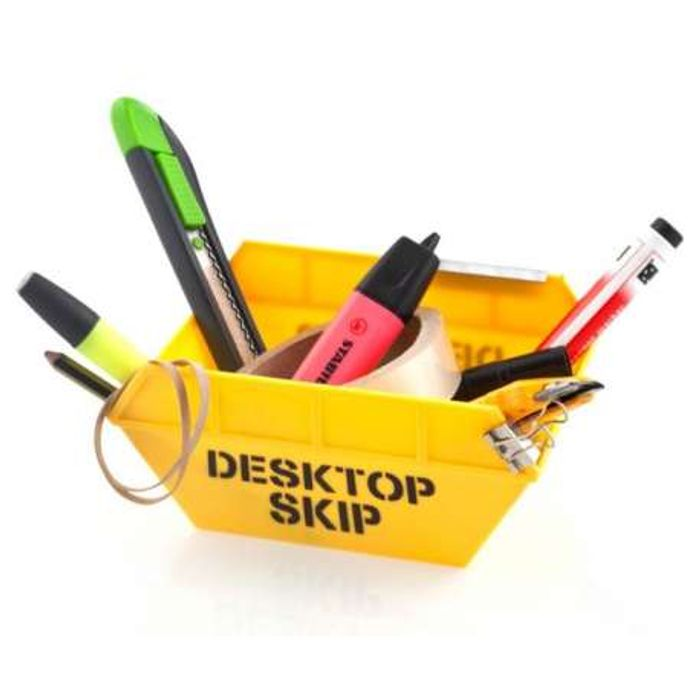 Dump All Your Stationary in One Place