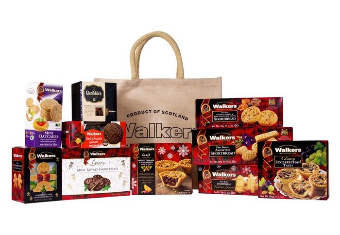 10% off Hampers before Christmas! at Walkers Shortbread