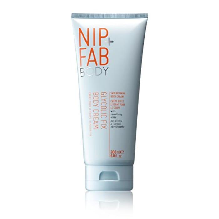 NIP+FAB Glycolic Fix Body Cream 200 Ml