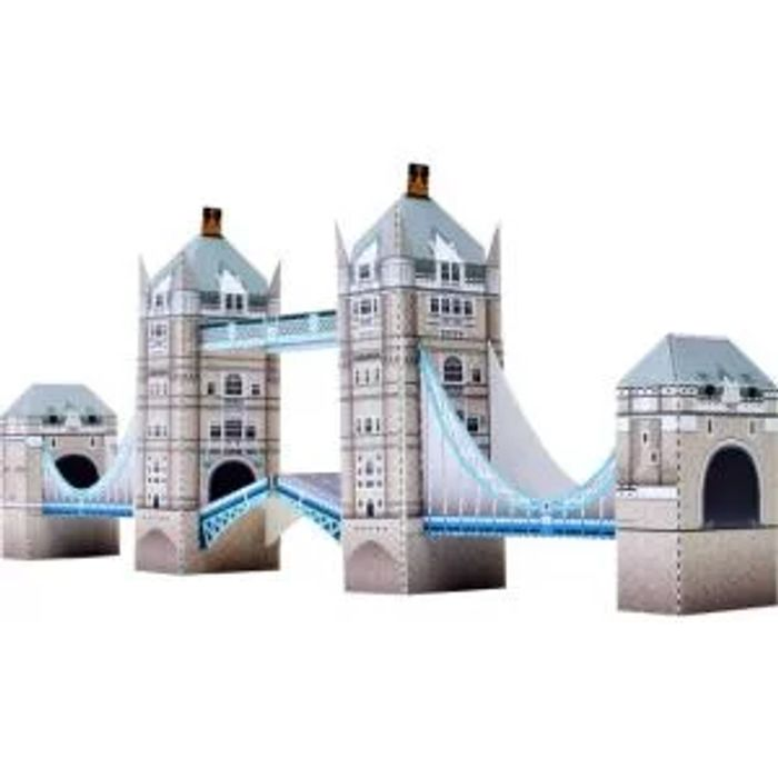 Free PaperCraft Models (Architecture, Christmas Decor, Cards and Much More)