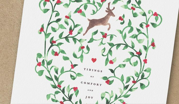 21 Free Printable Christmas Cards