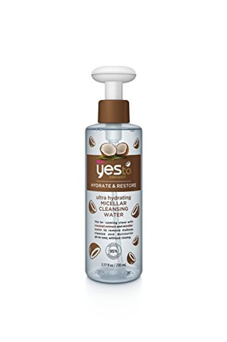 Bargain! Yes to Coconut Ultra Hydrating Micellar Cleansing Water, 230 Ml