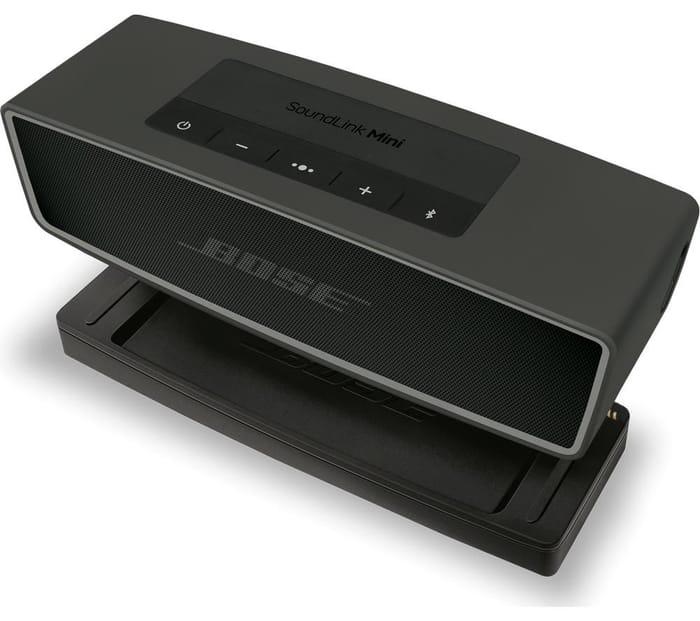 BOSE SoundLink Mini Bluetooth Wireless Speaker II - Black/White