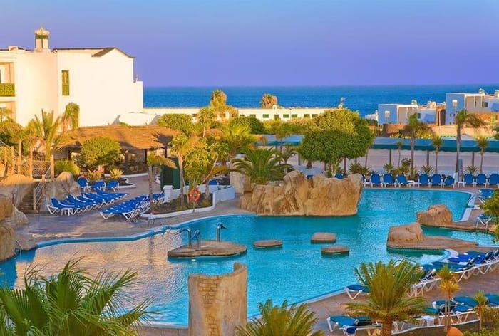 Blue Sea Costa Bastian Lanzarote 4-Nts 4* All-Inclusive w/Free Kid's Stay