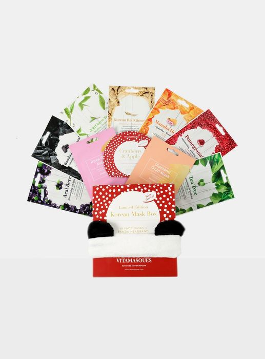 SALE Korean Face Mask Box (Limited Edition)