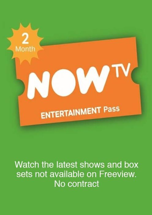 Entertainment Pass