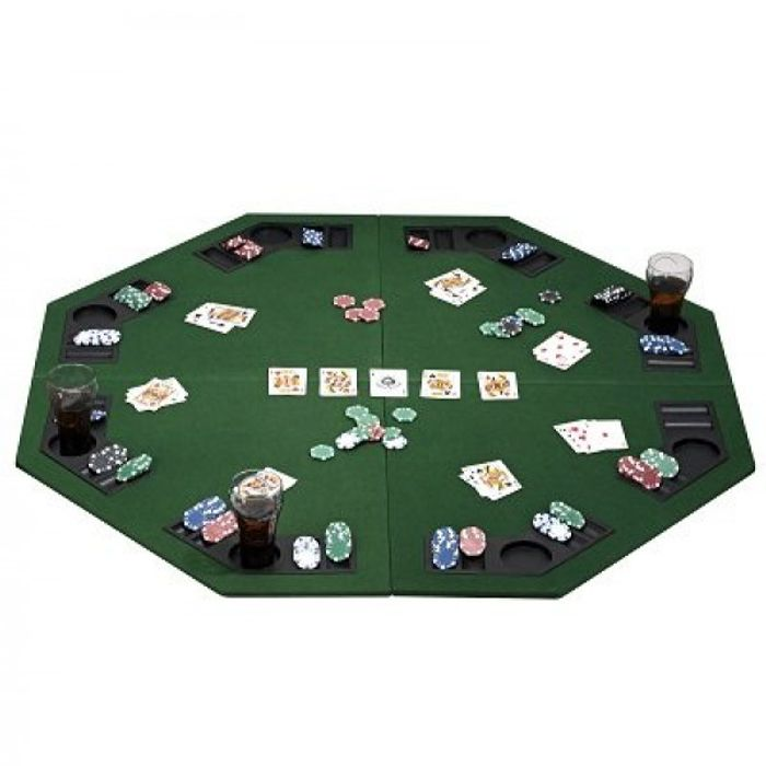 Poker Table for 8 Players