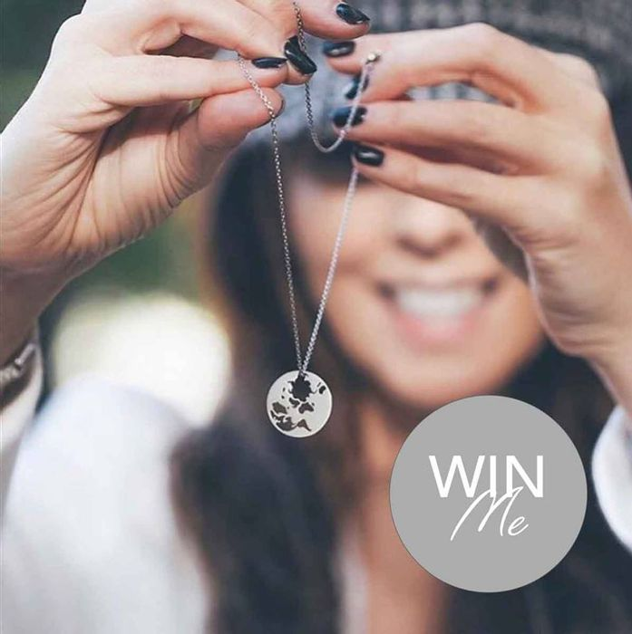 Win a Beautiful Necklace