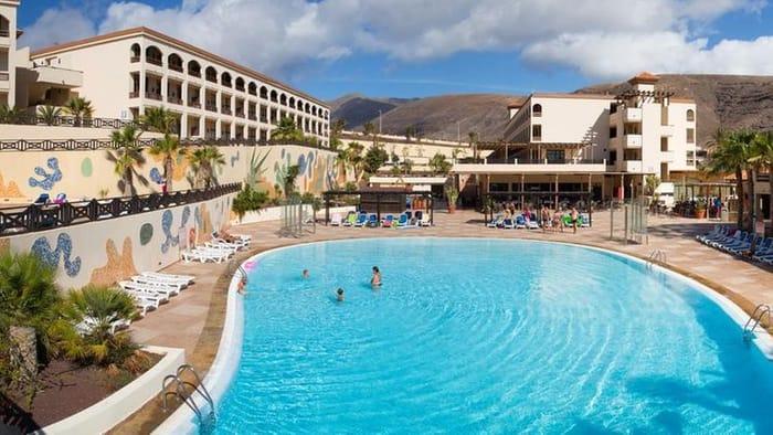 Fuerteventura, Playa Jandia Morro Jable 4* All-Inclusive Week