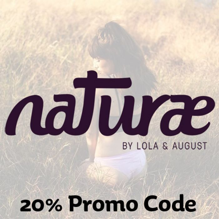 Naturea Organic Underwear 20% Promo Code
