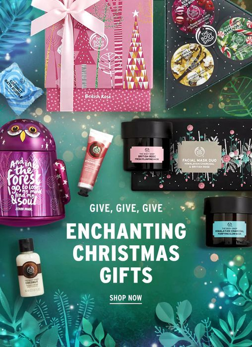 Free Body Butter and Free Delivery over £25 Spend @Bodyshop